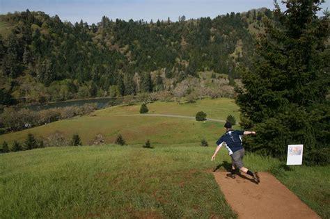 Hole 14 • Whistler's Bend (Roseburg, OR) | Disc Golf ...