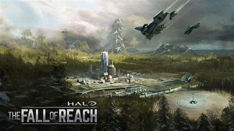 Halo The Fall Of Reach  The Animated Series Channel