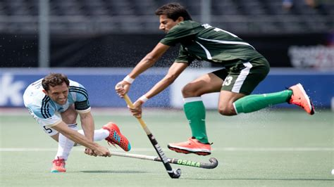 pakistan outplay olympic champions argentina    score   victory daily times