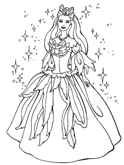 Coloring Princess by Princess Coloring Page Coloring Page Book For