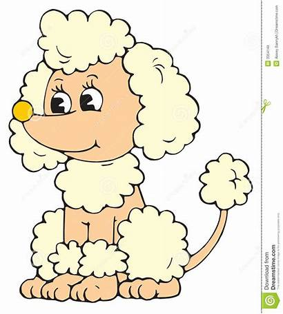 Poodle Clip Clipart Vector Teacup Animated Clipground