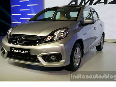 Honda Launches New Amaze Priced Between Rs 5.29 Lakh And