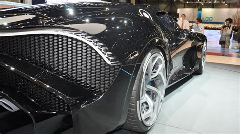 Sold at €11 million euros, the bugatti la voiture noire coupe is a pure, powerful black object of desire. The Bugatti La Voiture Noire Is a $12.5 Million Tribute to the Type 57 SC Atlantic | Automobile ...