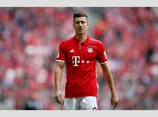 Real Madrid transfer news Robert Lewandowski agreement