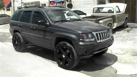jeep cherokee black with black rims dubsandtires com 20 quot inch xd series xd775 rockstar black