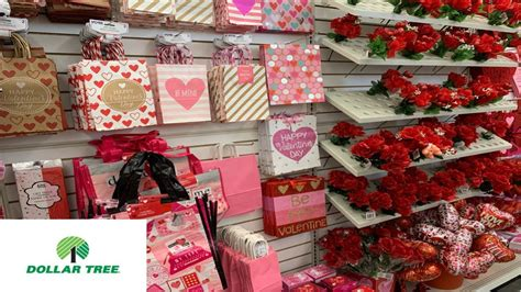 DOLLAR TREE* VALENTINES DAY 2020* NEW FINDS/SHOP WITH ME ...