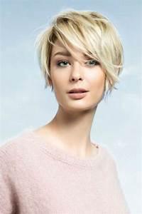 Coupe Courte Cheveux Bouclés : coupe courte d grad e coupe courte 2019 les plus ~ Melissatoandfro.com Idées de Décoration
