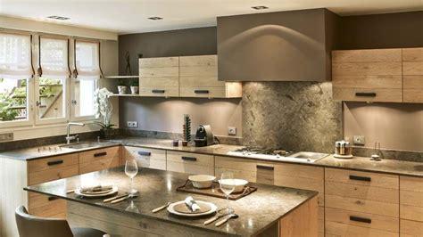 cuisine en bois naturel cuisine ikea bois naturel mzaol com