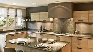 Meuble Cuisine Bois Naturel : cuisine ikea bois naturel ~ Premium-room.com Idées de Décoration