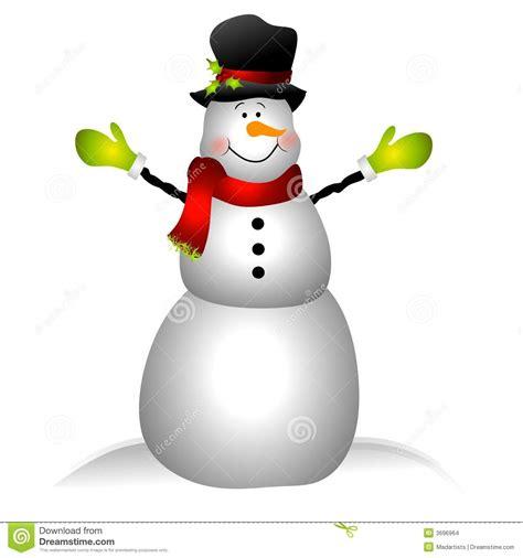 Clipart Snowman Clip Of Snowman 101 Clip