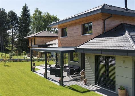les avantages d une maison 224 ossature bois 233 colo