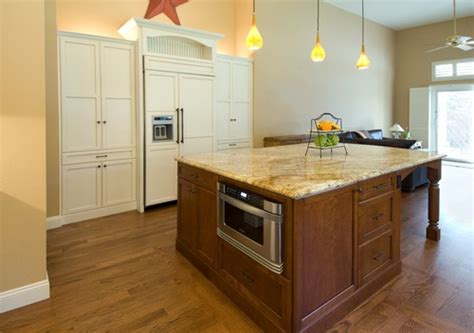 microwave in kitchen island does anyone regret installing your microwave in your