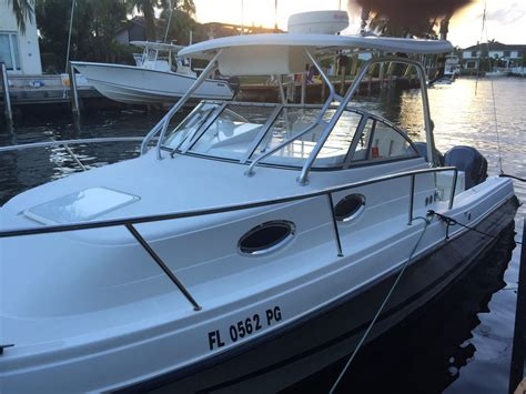 Hydra Sport Boats Used by Hydra Sports Boat For Sale From Usa