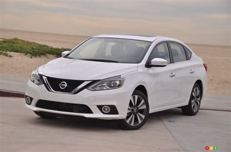 2016 Nissan Sentra by 2016 Nissan Sentra Impressions Car Reviews Auto123