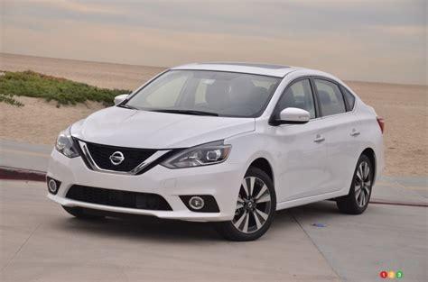 2016 Nissan Sentra First Impressions  Car Reviews Auto123
