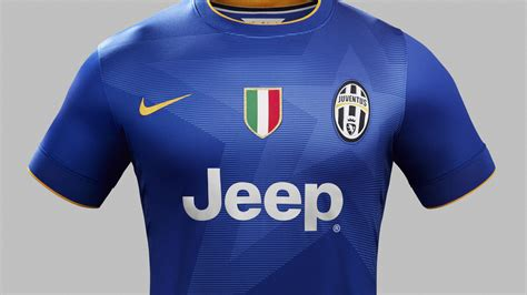 Nike and Juventus Unveil New Home and Away Kits for 2014 ...