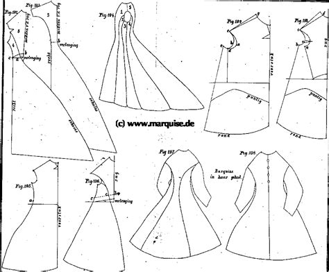 mid  century sewing patterns