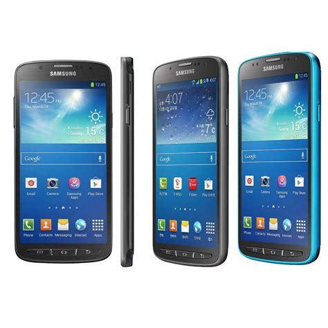 samsung galaxy s4 active sgh i537 unlocked 16gb at t smartphone ebay