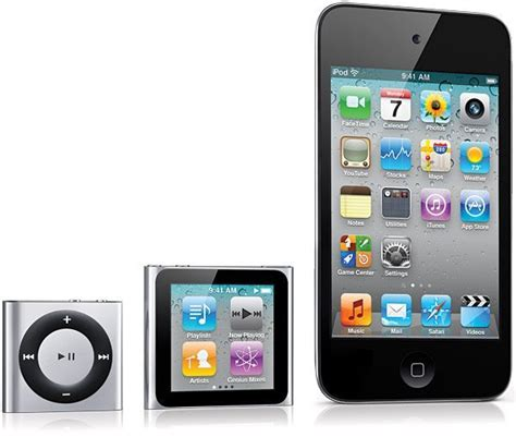 reasons  ipod touch  nano   dead  year