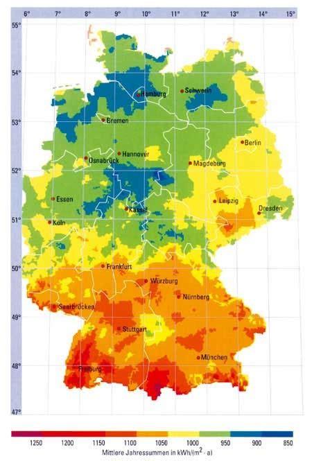 energieverbraucherde rentabilitaet von photovoltaik