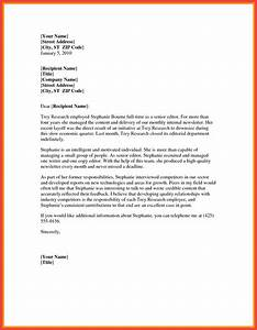 word formal letter template memo example With free letter of recommendation template word