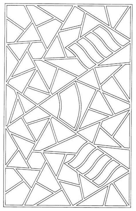 mosaic patter coloring page  print  coloring pages   color nimbus