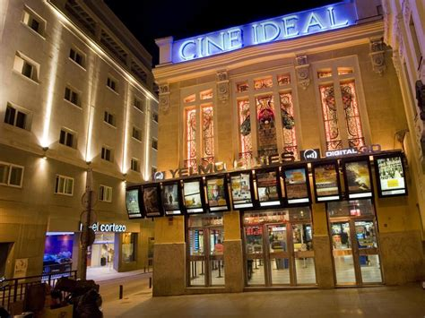 yelmo cines ideal  location  madrid likealocal guide