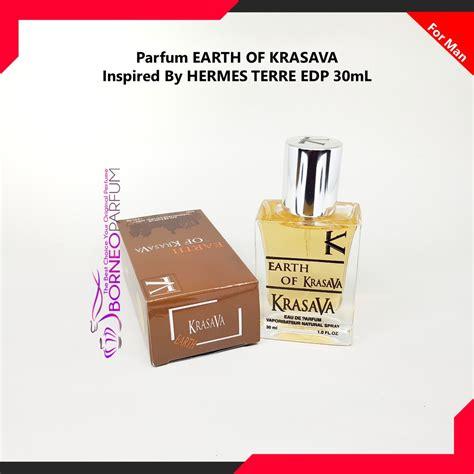 Harga Merk Parfum Pria Tahan Lama parfum pria earth of krasava original wangi tahan lama