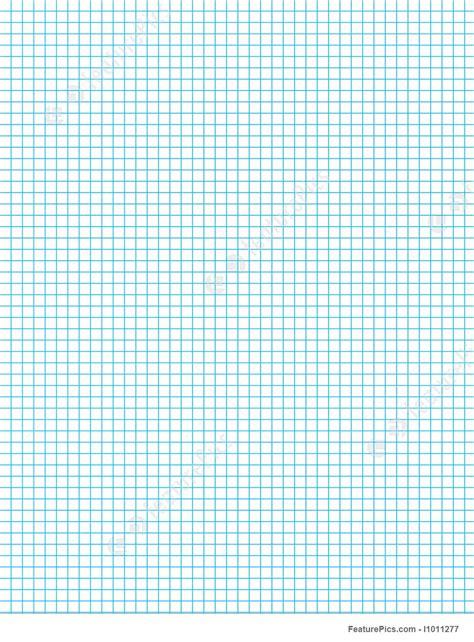 illustration  blue grid  white graph paper