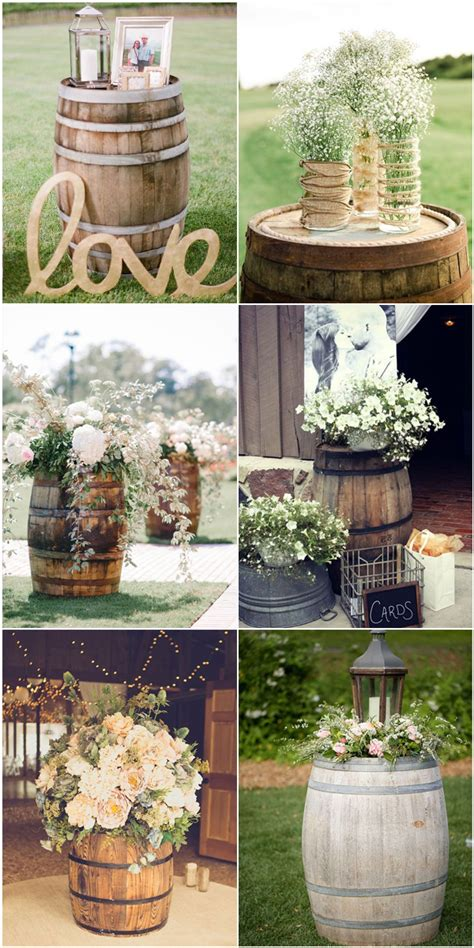 Rustic Country Wedding Ideas Matched