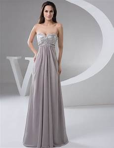 online get cheap grey bridesmaid dresses aliexpresscom With grey dresses for a wedding