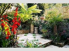 Courtyard Garden Design North London Garden Design
