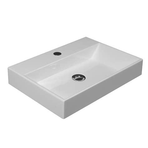 vasque 224 poser en r 233 sine de synth 232 se 50 x 36 cm leroy merlin