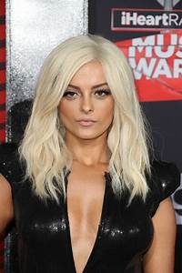 Bebe Rexha At The 2017 IHeartRadio Music Awards In Los
