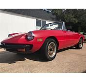1976 Alfa Romeo Spider For Sale