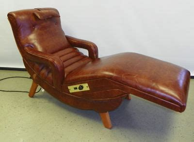 retro mid century modern style contour lounge chair