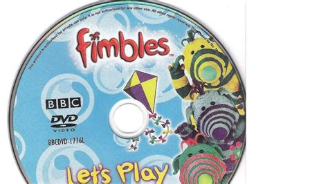 fimbles lets play games