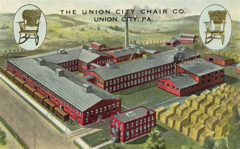 union city chair company union city pennsylvania