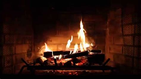 virtual fireplace  crackling fire sounds full hd doovi