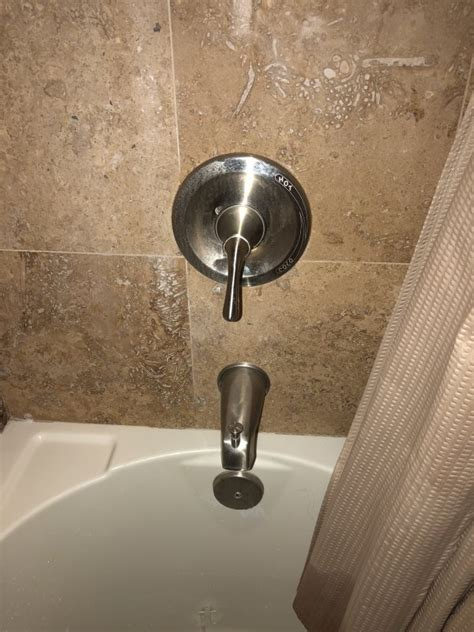 Remove Shower Handle How Do I Remove This Handle To Change Shower Valve