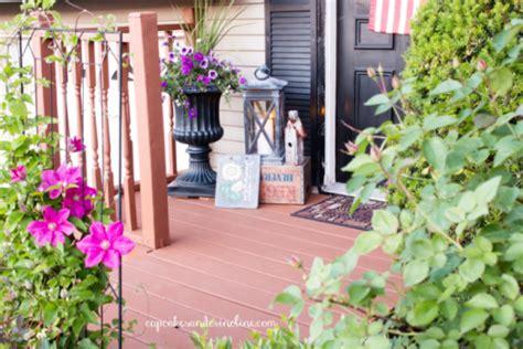 Spring Porch Decorating Ideas Balsam Hill Balsam Hill