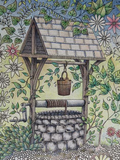 secret garden coloring book for pencils my secret garden colouring book the