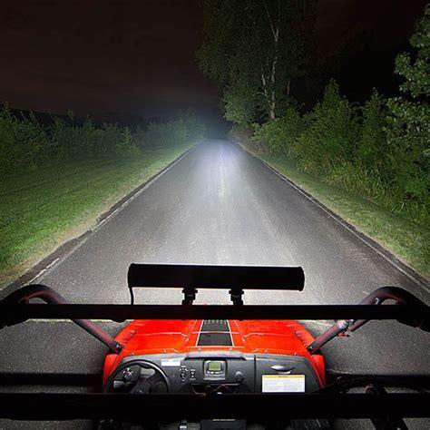 funny led truck light bar 52 quot 500w aluminum led light bar flood spot combo for