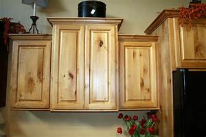 Wholesale Natural RTA Cabinets Knotty Alder Cabinets