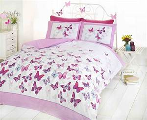 Kids bed design beautiful sample butterfly bedding for for Best duvet for kids