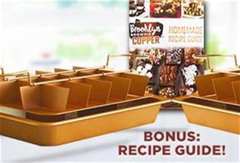 brooklyn brownie copper pan reviews    scam  legit