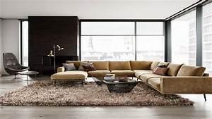 Deco Design Salon : boconcept canap d 39 angle d coration salon design ~ Farleysfitness.com Idées de Décoration