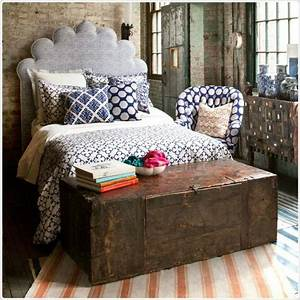 Tissu Pour Tete De Lit : t te de lit orientale pour une chambre chic et exotique ~ Teatrodelosmanantiales.com Idées de Décoration
