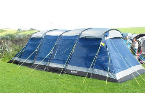 Outwell Colorado 8 man tunnel tent & porch