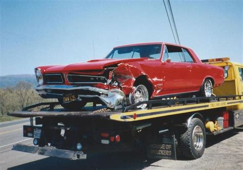 wrecked muscle cars page 8 yellow bullet forums